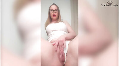 Amazing Girl Passionately Jerks Her Wet Vagina On Camera