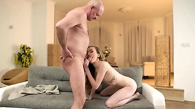 Teen ass extreme first time Russian Language Power