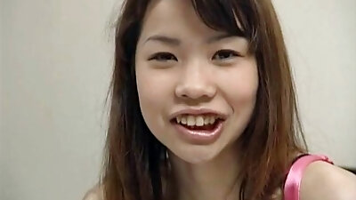 Sakura Kitazawa licks dong and is pumped by it during sex