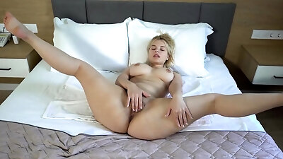 my flexi chubby stepsis first time naked